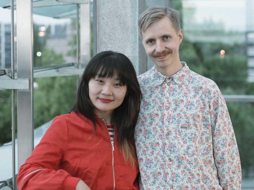 Okkyung Lee and Olli Aarni