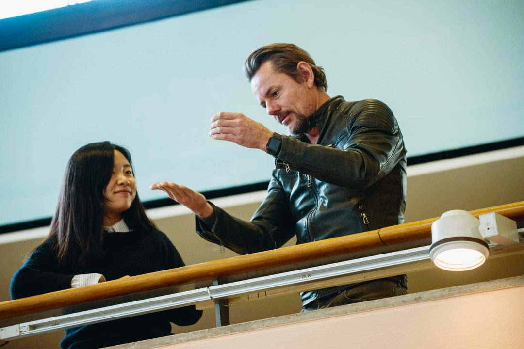 Wendy Di Wang and Markus Diebel