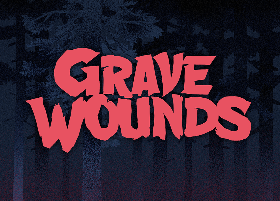 Jonas Madden-Connor: Grave Wounds (cover))
