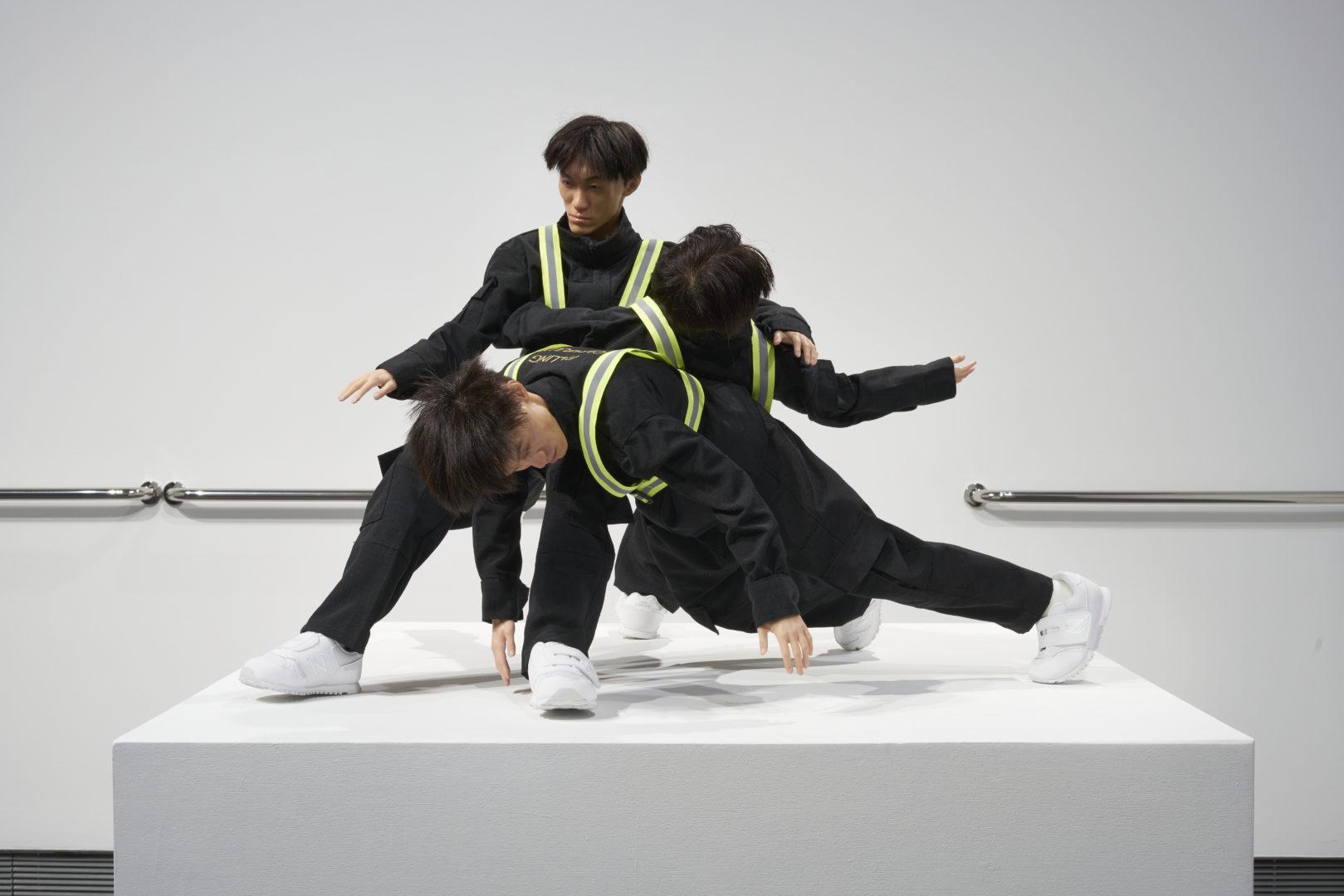 Isaac Chong Wai, Falling Carefully (2020). Courtesy of Asia Society, Blindspot Gallery and Zilberman.
